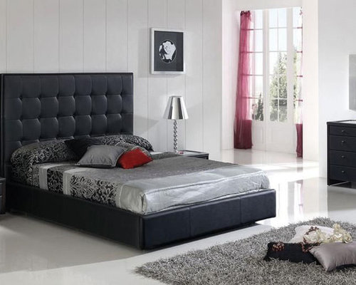 Bed Contemporary Design master bedroom sets, luxury modern and italian collection