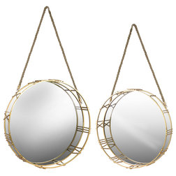 Beach Style Wall Mirrors by GwG Outlet