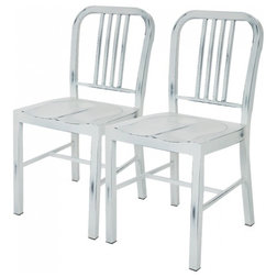 Industrial Dining Chairs by Glitzhome