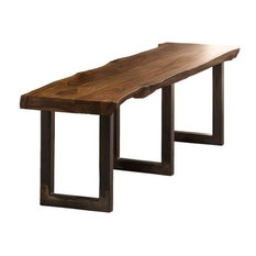 Emerson Bench, Natural Sheesham