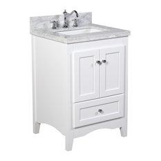 24 White Bathroom Vanity 24 inch white bathroom vanities | houzz