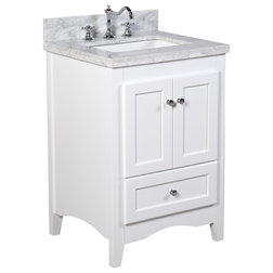 Spectacular Transitional Bathroom Vanities And Sink Consoles by Kitchen Bath Collection