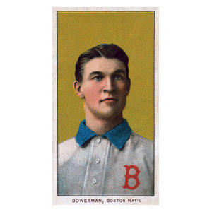 Quot Boston Doves Fred Beck Baseball Card Quot Print