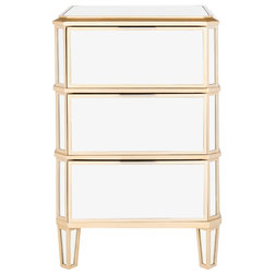 Contemporary Nightstands And Bedside Tables by Safavieh