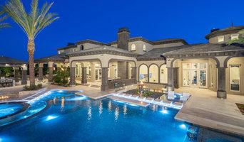 Mediterranean Transitional Estate - Seville Golf & Country Club, Gilbert, AZ.