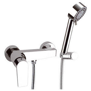 Dream Wall-Mounted Shower Mixer, Shower Kit Included