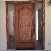 Adobe Door Co.'s photo
