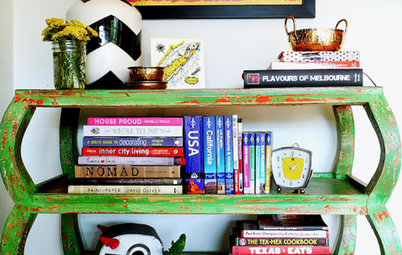 9 Tips to Style a Shelf Like a Stylist