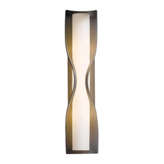 Dune Large Sconce, Natural Iron