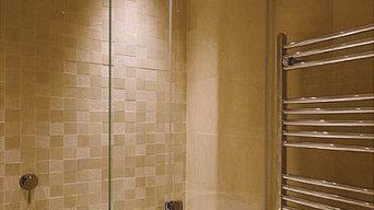 Bath tubs and screens