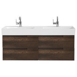 Contemporary Bathroom Vanities And Sink Consoles by Aquamoon