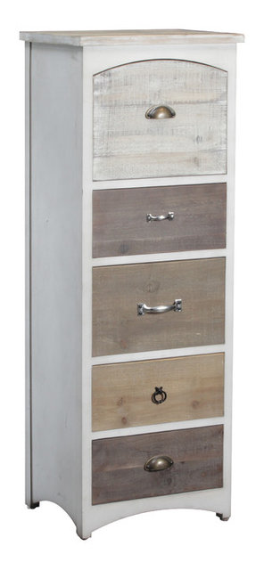 Brighton Tall Chest Farmhouse Accent Chests And