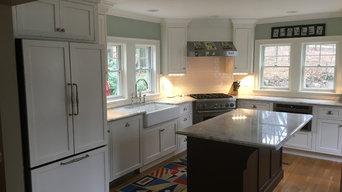 winchester kitchen/bathroom remodel