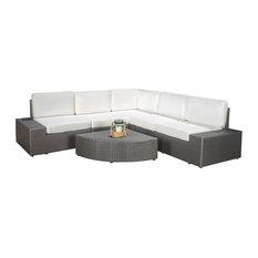 6-Piece Reddington Outdoor Sofa Sectional Set