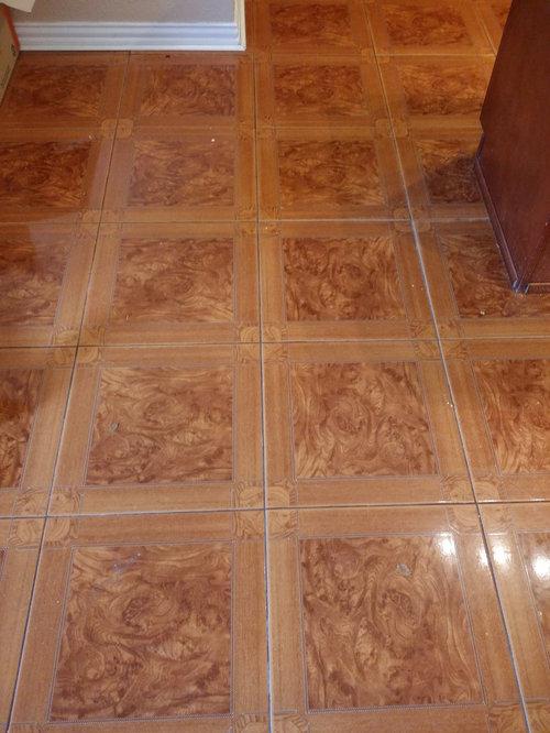 Paint Color For Orange Tone Tile Floor