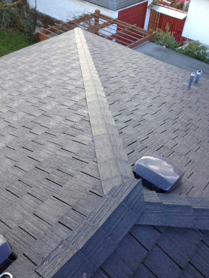 Eco-friendly Rubber Roofing