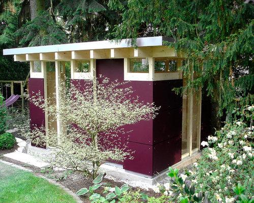 Moderne Gartenhäuser   Classic   Outdoor Structures