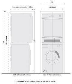 Help Lavatrice In Bagno Stretto E Lungo