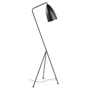 Lucille Floor Light Midcentury Floor Lamps By Nuevo