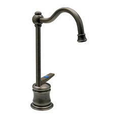 Wonderful Whitehaus Collection   Point Of Use Drinking Water Faucet And Self Closing  Handle, Pewter
