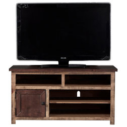 Rustic Entertainment Centers And Tv Stands by Progressive Furniture