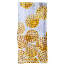 Contemporary Dish Towels by Clever Someday Prints