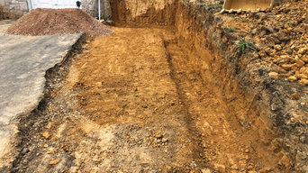 South Knoxville Retaining Wall