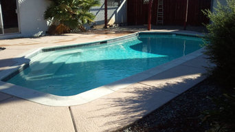 Before & After Pool Cleaning in Antioch, CA