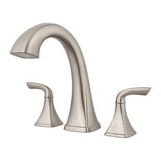 Pfister RT6-5BSK Bronson 2-Handle 3-Hole Roman Tub Faucet