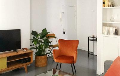 Visite Privée : Un 50 m² gagne une chambre et du caractère