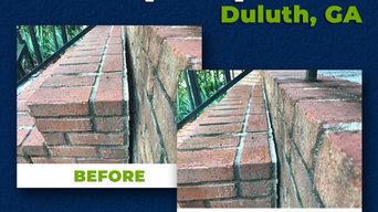 Step Repair in Duluth, GA