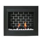 "23"" Retrofit Gel Fuel Fireplace Insert"