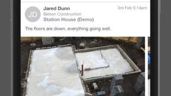 Buildcloud - the worlds simplest construction app.