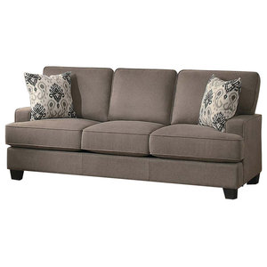 Miraculous Ashley Tibbee Sofa Slate Transitional Sofas By Gwg Outlet Bralicious Painted Fabric Chair Ideas Braliciousco