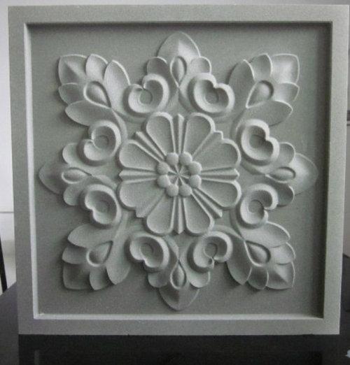 natural stone 3d wallart tile. Black Bedroom Furniture Sets. Home Design Ideas