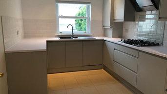 Torquay contemporary Kitchen