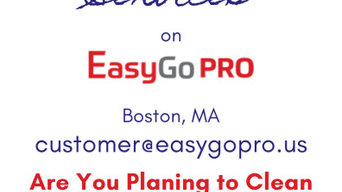 Best Office Cleaners | Office Cleaning Services in Boston | EasyGo PRO