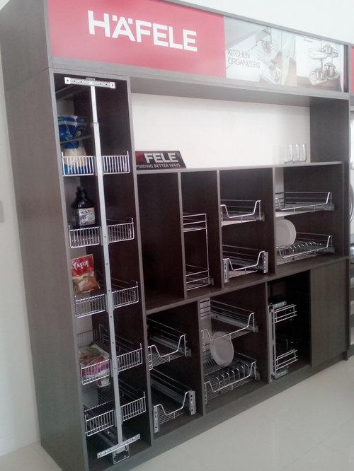 Hafele Phils Inc Showroom Display At Module Mc Home Depot San Fernando Pampanga