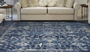 Bestselling Rugs in Cool Hues