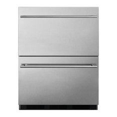 Commercially Approved 2-Drawer Refrigerator SP6DS2D7ADA