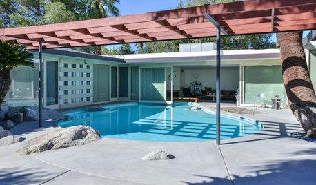 Casas singulares: Un clásico de estilo 'midcentury' en California