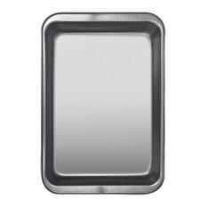 Non-Stick Roasting Tray Carbon Steel Baking Tin, Small