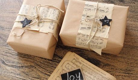 Retour sur 10 méthodes d'emballages cadeaux pour les fêtes