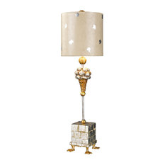 Pompadour X Table Lamp