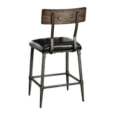 Pleasant Morgan Counter Height Chairs Bar Stools Counter Stools Houzz Ibusinesslaw Wood Chair Design Ideas Ibusinesslaworg