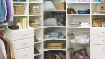 The Closet Bee   Greensboro   Custom Closet Design