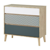 Larvik 3-Drawer Chest of Drawers