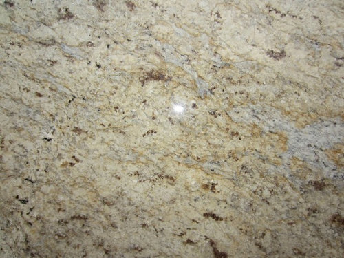 Putting In New Countertop With Colonial Cream Granite Need Ideas For Tile Backsplash