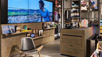 Retail Video Wall