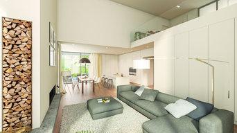Erweiterung des Wohnhauses P. bei Magdeburg